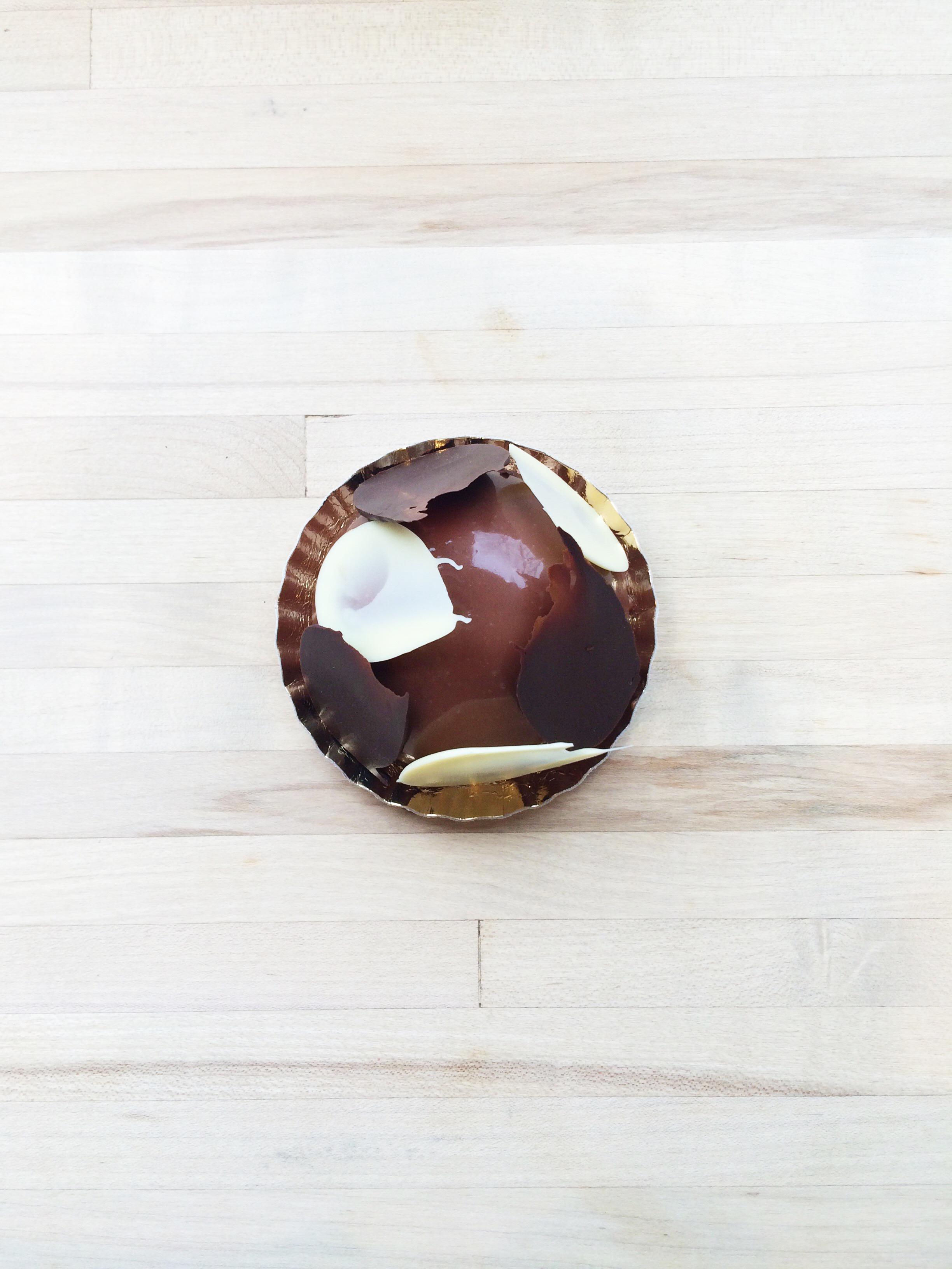 Milk Chocolate Caramel Dome