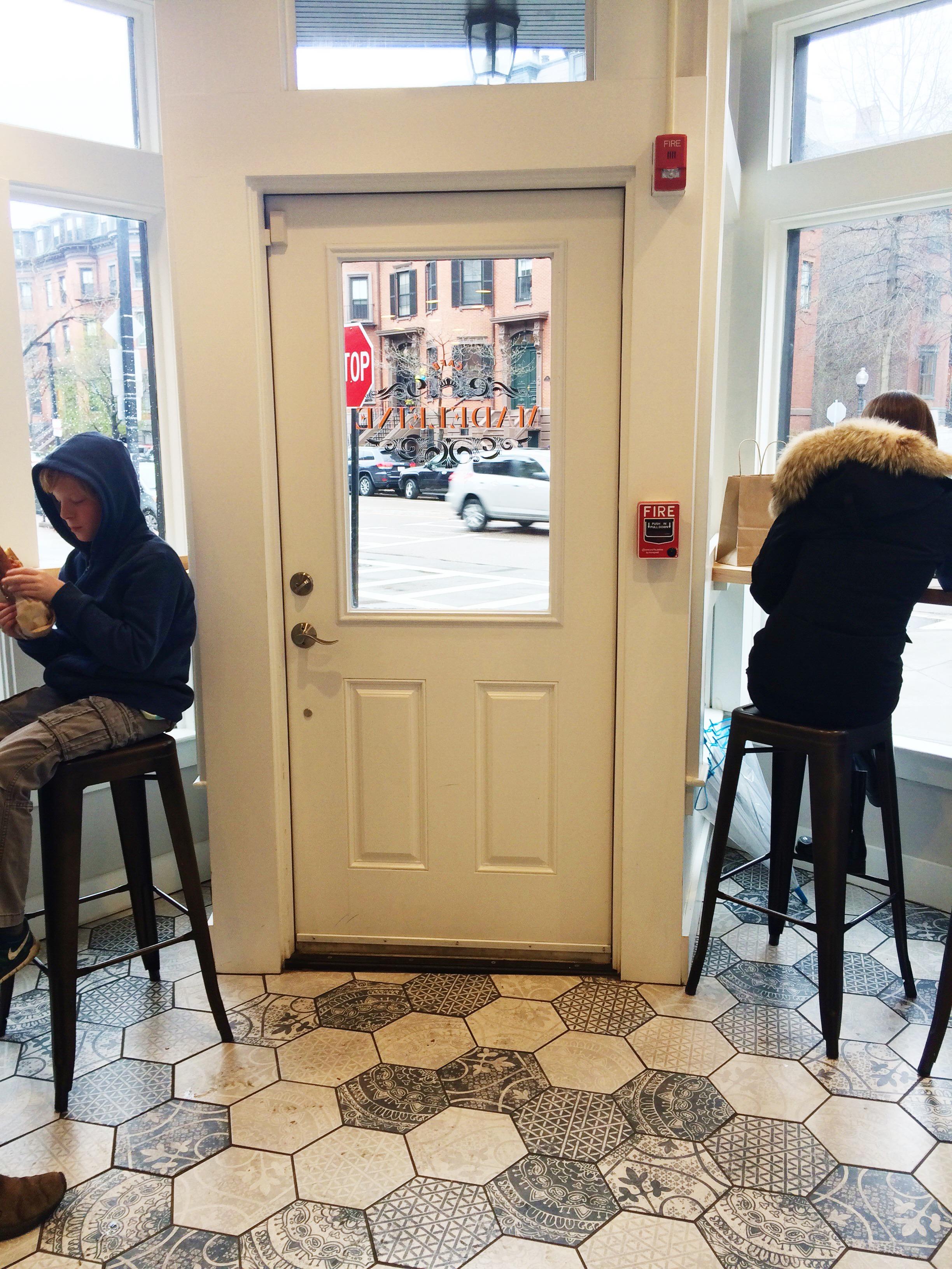 Merci Beaucoup Cafe Madeleine