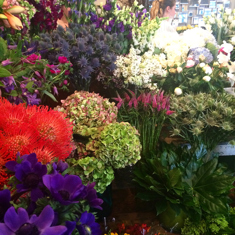 Spring's Flower Shop, Rouvalis