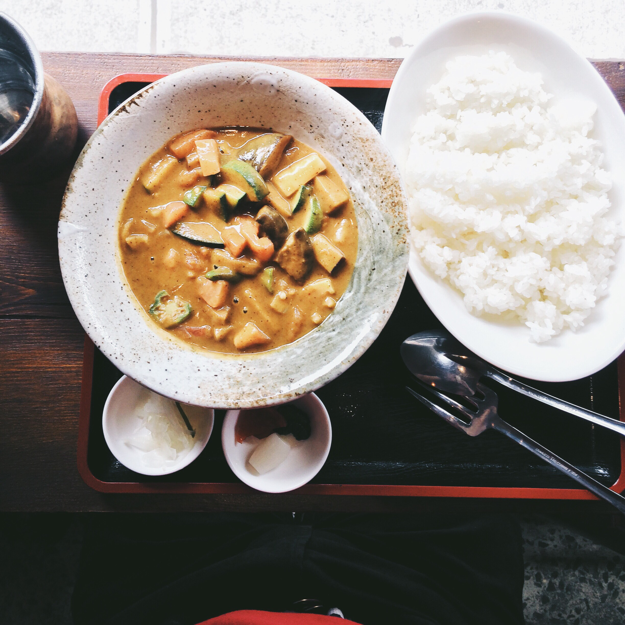 Goemon Curry, A Japanese-Indian Culture Fuse