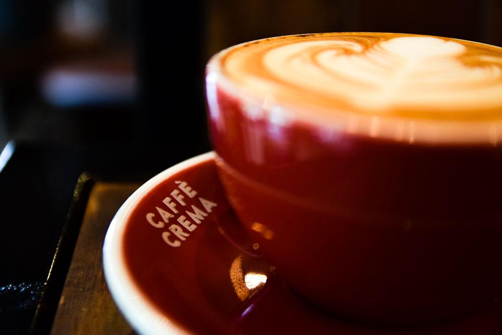 Café Review: Caffè Crema