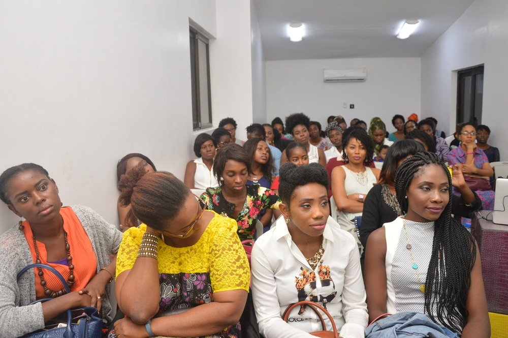 Cross section of attendees at #NITC15