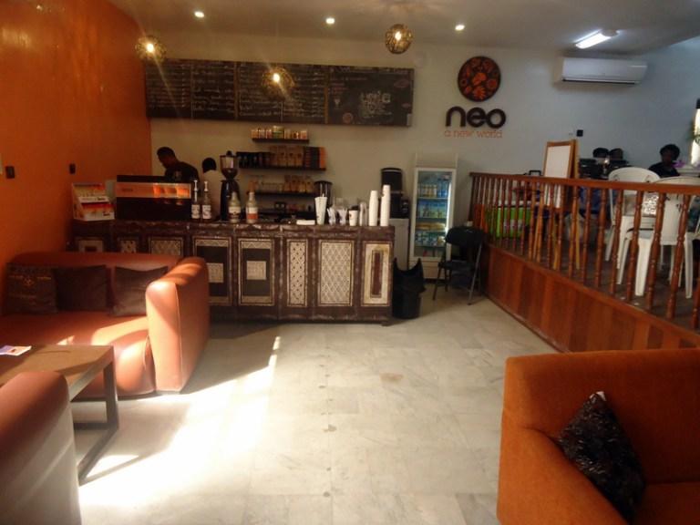 Cafe Neo, Agoro Odiyan, VI.