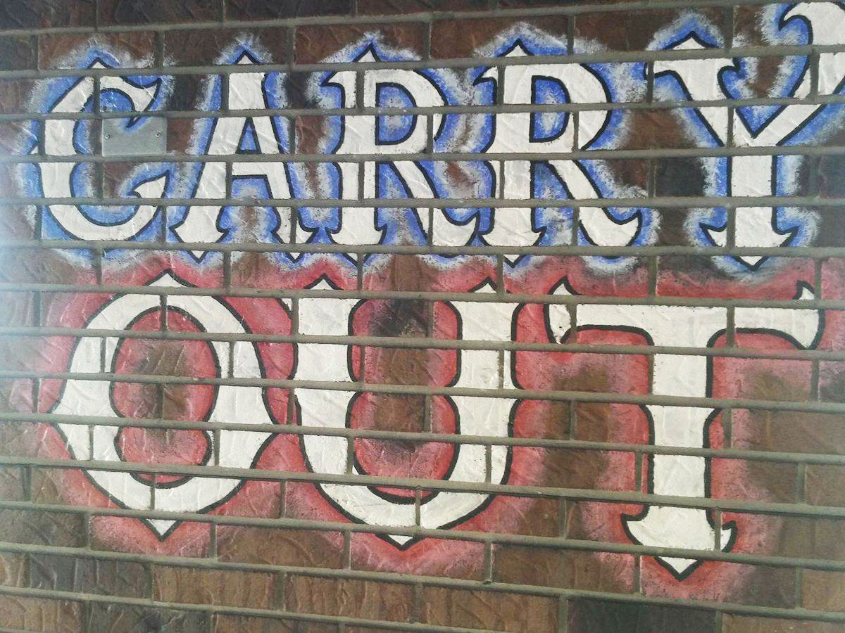 """Carry Out"" in the new Dry Dock 28"