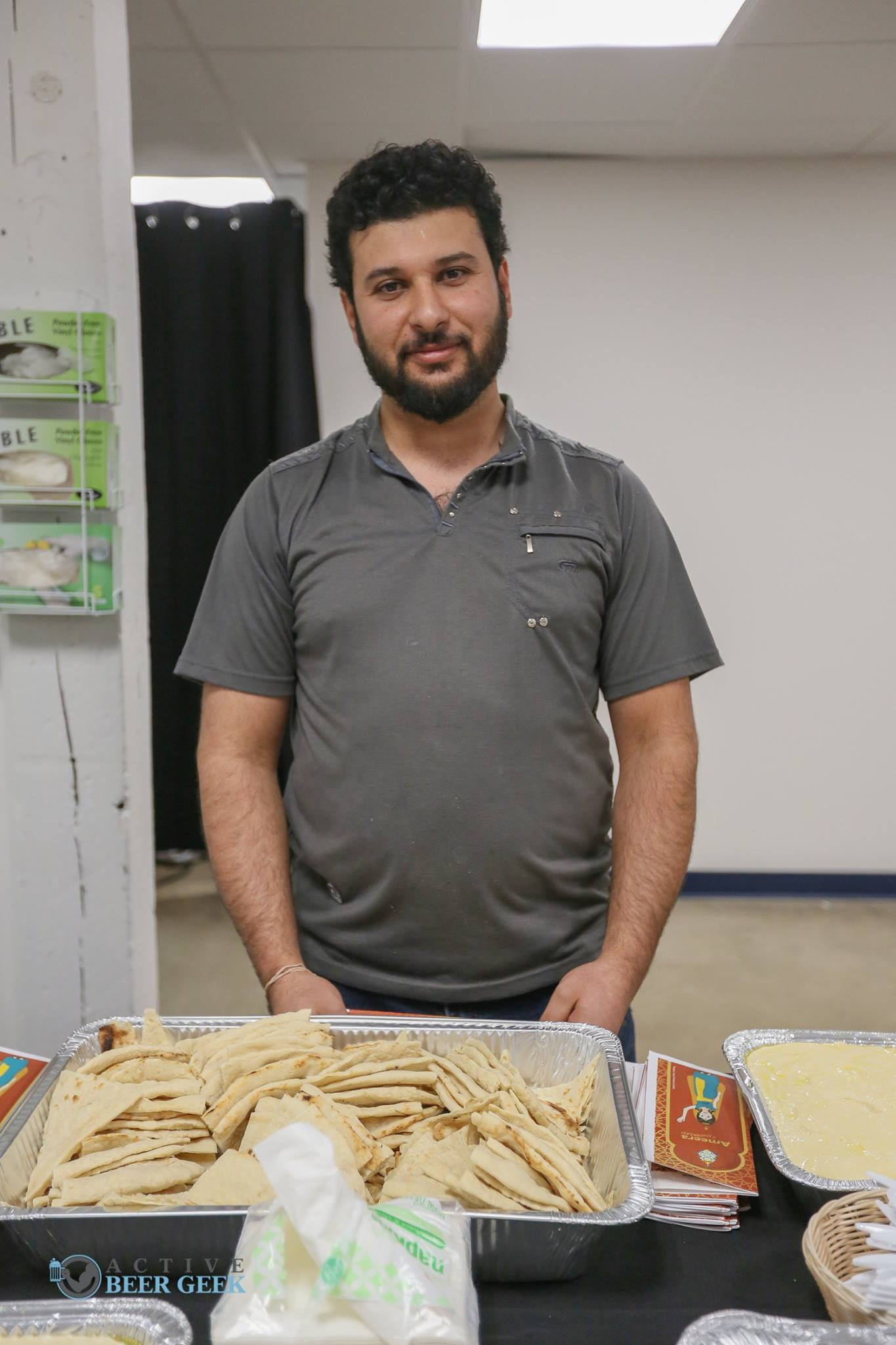 Ahmed Abbas of Ameera Bread