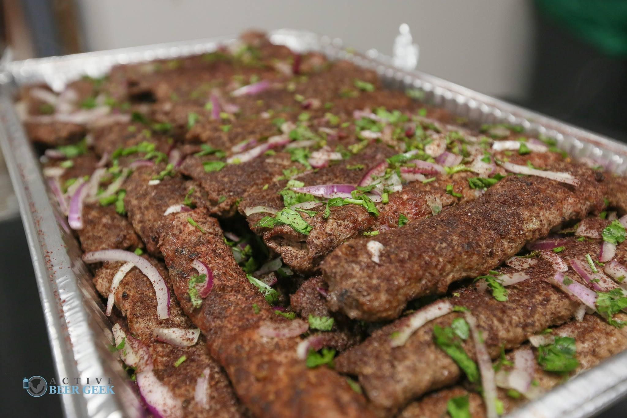 Babylon's Beef Shish Kabobs