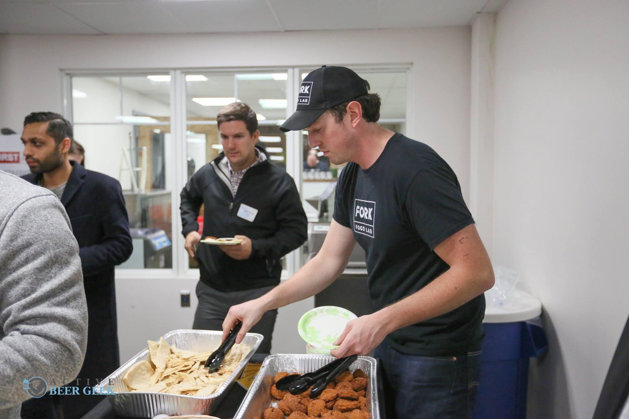 Eric Holstein of Fork Food Lab