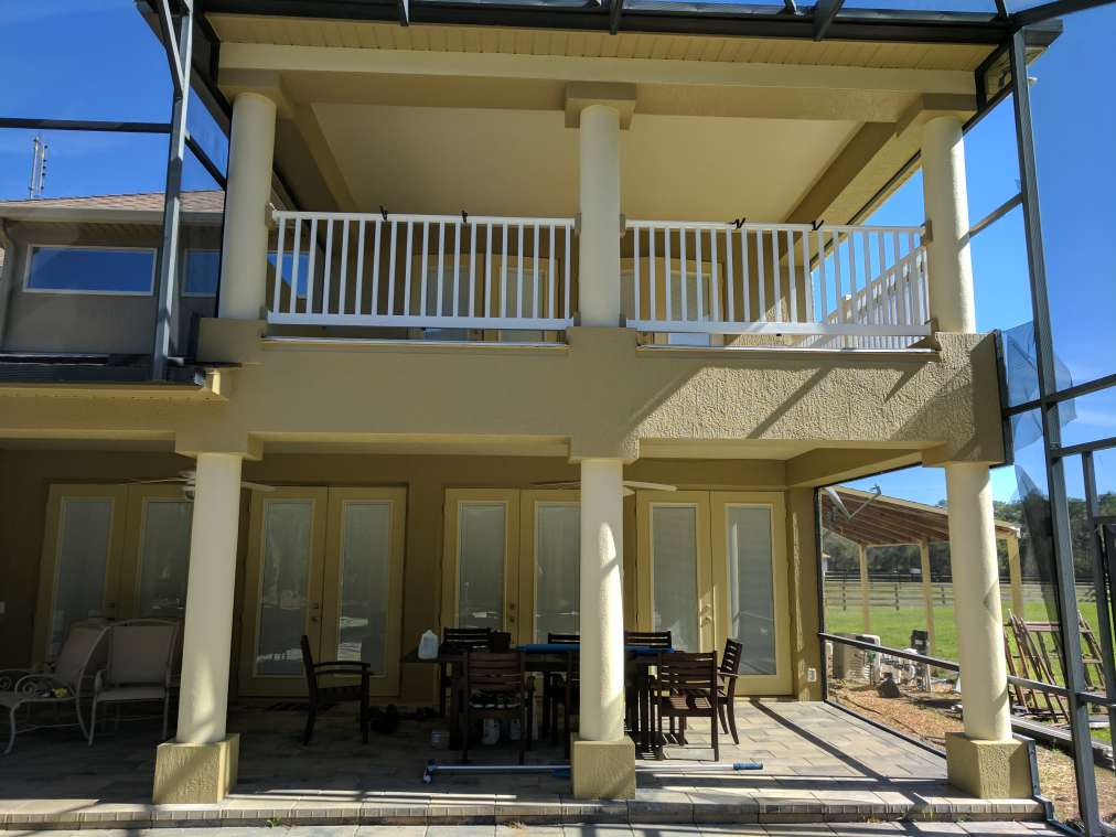 Deck and Trim Painting