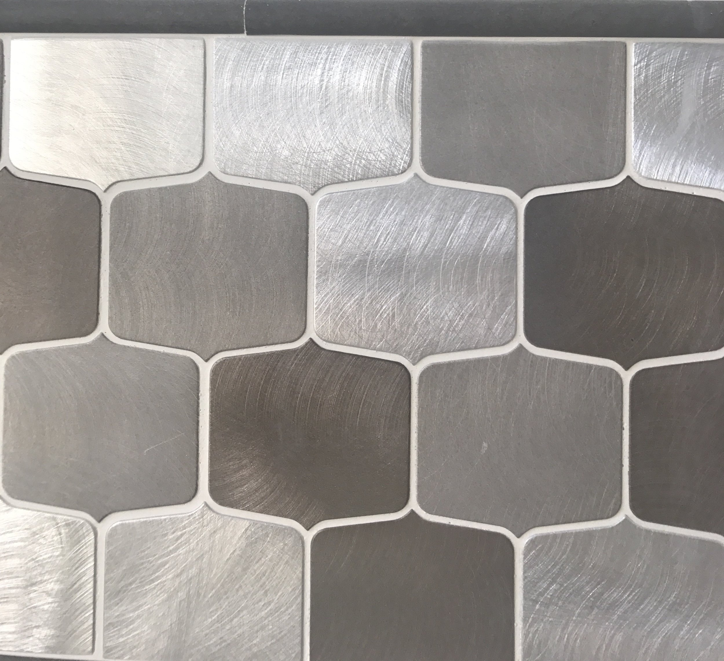 Guest Bathroom Decorative Mosaic Tile