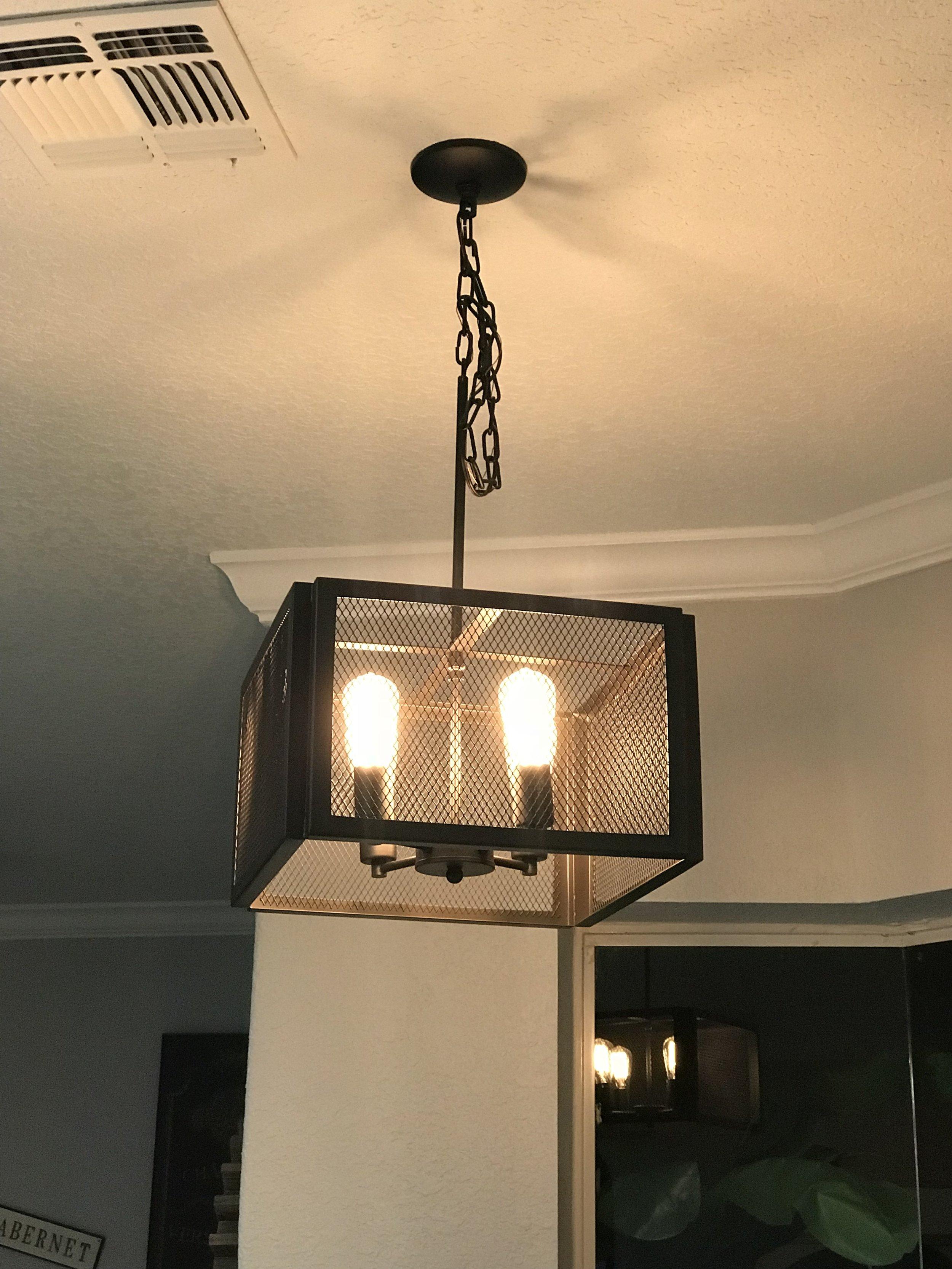 Dining Area Lighting Fixture