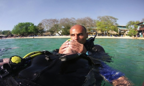 Rescue Course - Up for fun and a challenge? Expand your diving skills and become a PADI Rescue Diver on Curacao.