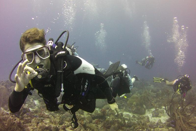 Divemaster Curacao