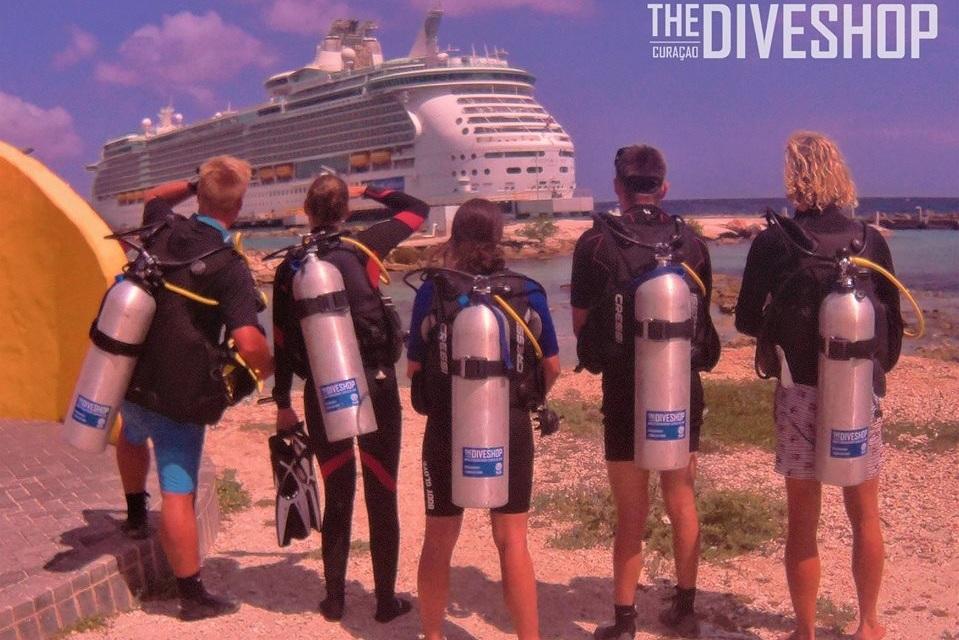 Divemaster Internship Curacao