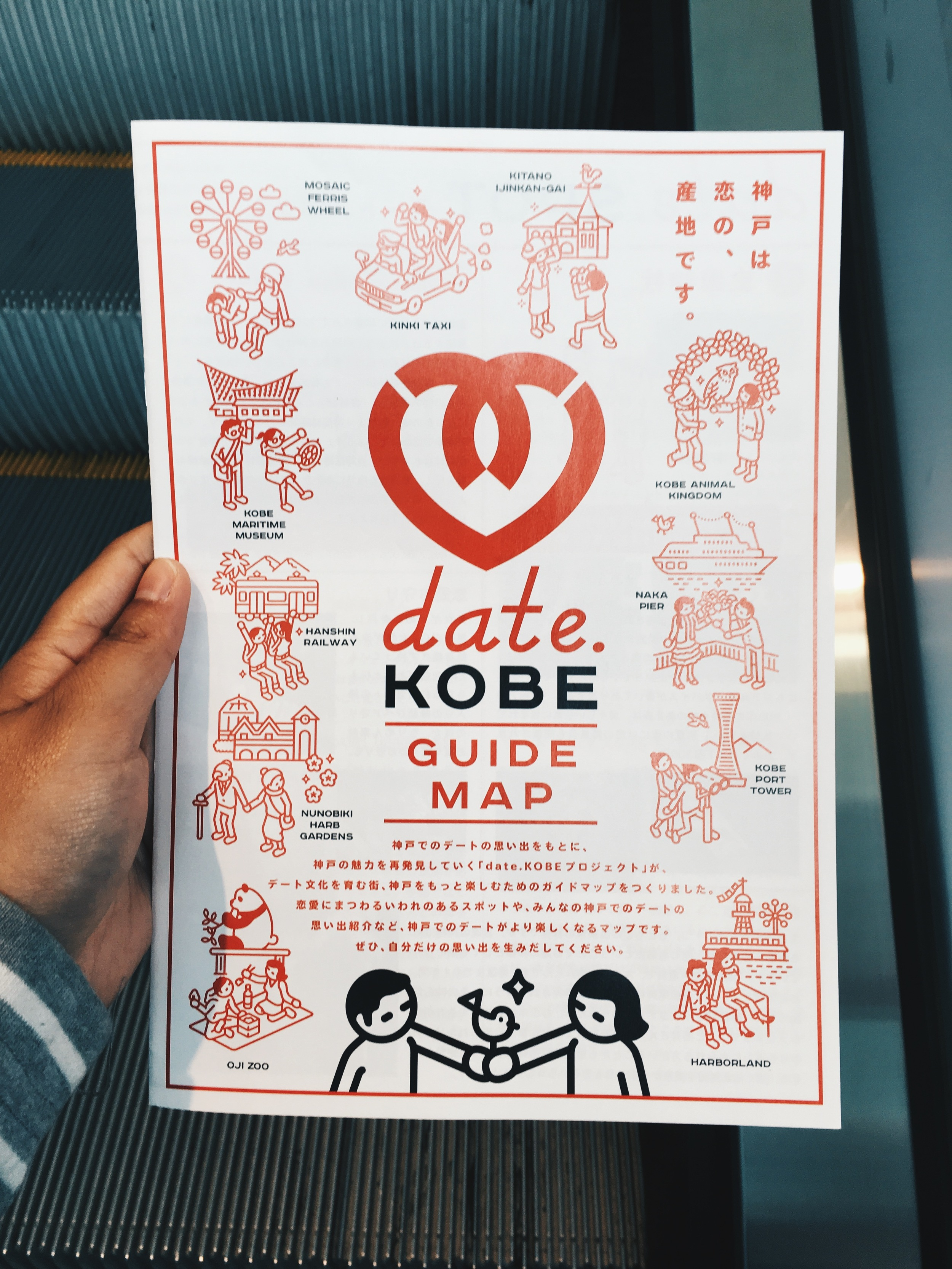 Date Kobe.