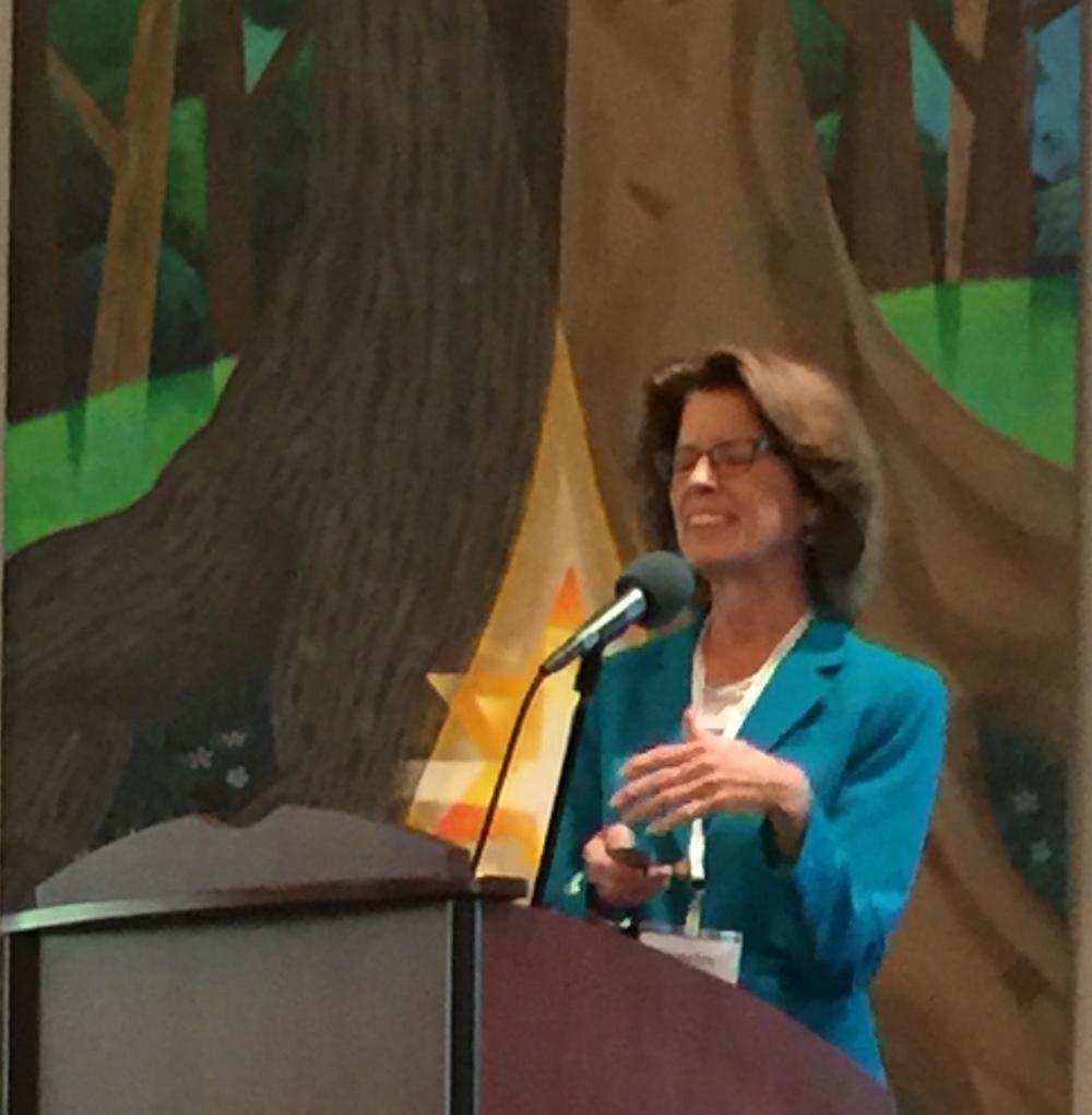 Carolyn Quattrocki, Exec. Director of the Maryland Health Benefit Exchange.
