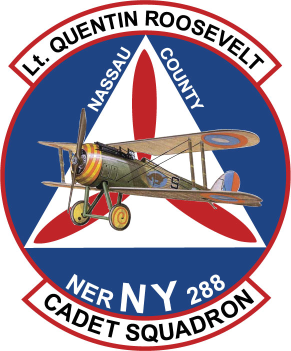 Civil Air Patrol Lt. Quentin Roosevelt Cadet Squadron NER NY 288
