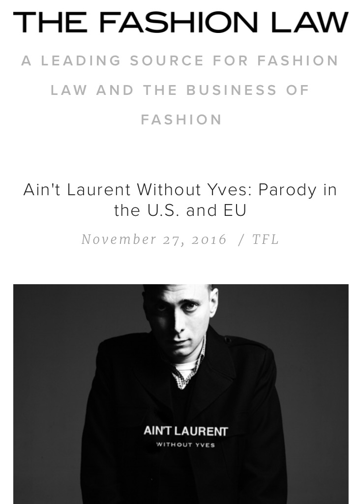 The Fashion Law