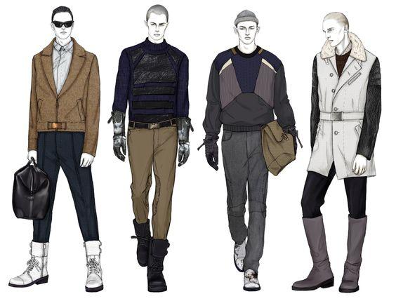 Courtesy of Fashion Designer Fayci Tage
