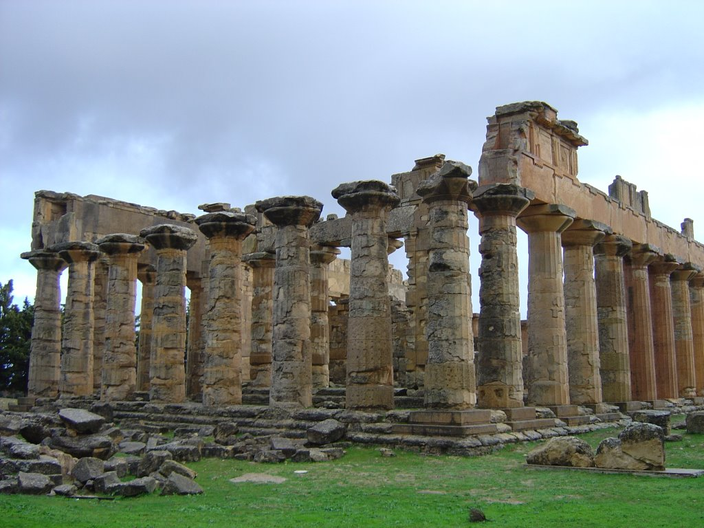 Temple of Zeus in Cyrene.jpg