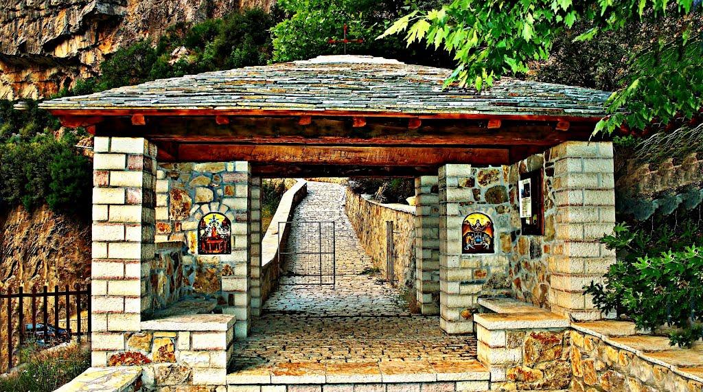 Kipina monastery... the Gate..jpg