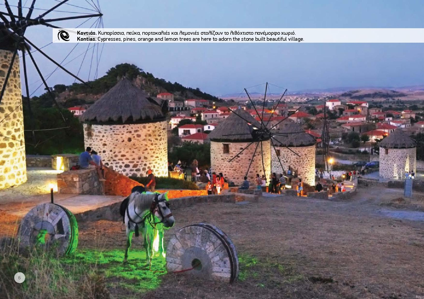 You may visit the 32 villages, most of which are labelled as traditional…