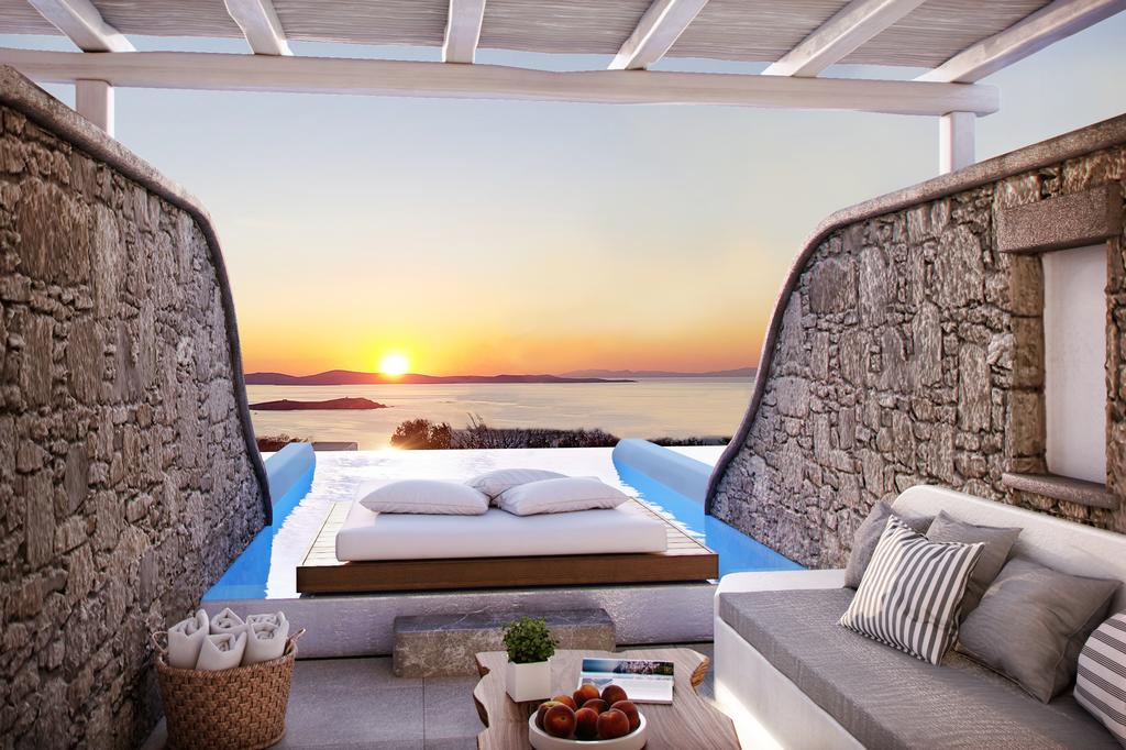 Hotel Adel Private Suites - 0.8 km from Mykonos Town city center