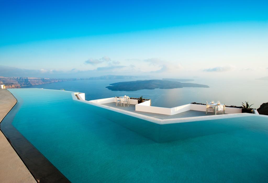Hotel Grace Santorini - 0.1 km from Imerovigli city center