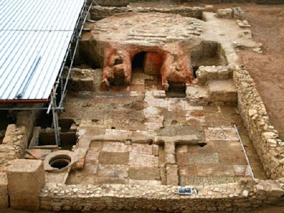 Excavations are revealing the secrets of Selinunte    [Credit: University of Bonn]