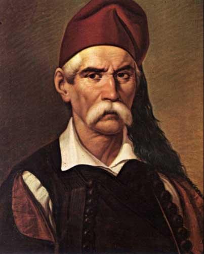 Nikitas Stamatelopoulos - General, Statesman, Hero of the Greek War of Independence (1787 – 1849)