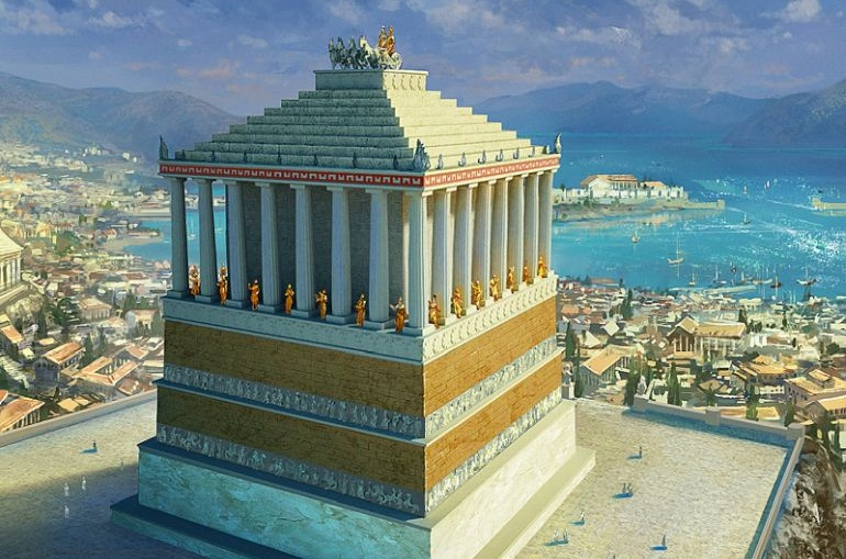 reconstruction of the Ancient Wonder. ©innogames GMBH