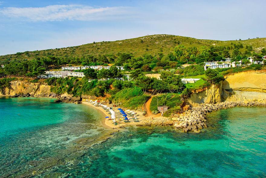 White Rocks Hotel in Lassi