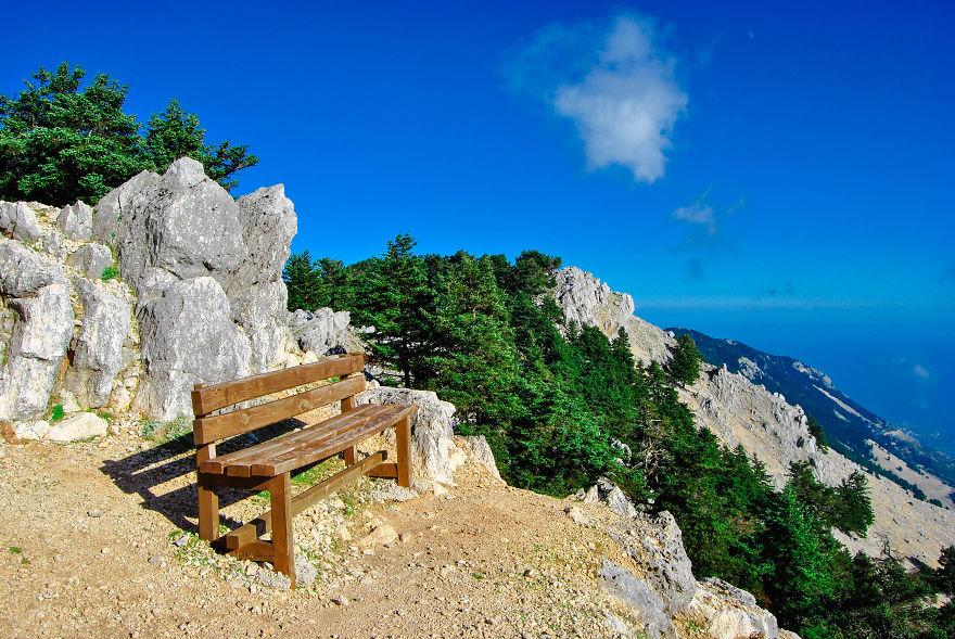 Aenos mountain