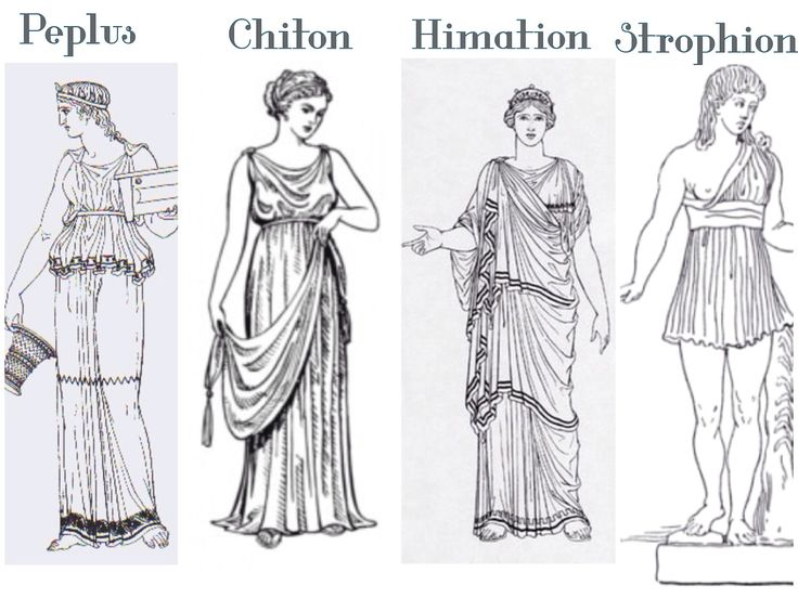 Greek fashion history    Most common people wore fairly plain clothes. Only wealthy people could afford to dye their clothes different colours.