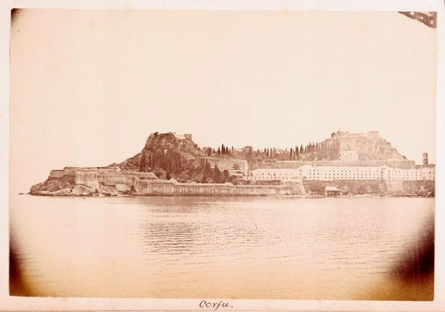Corfu, Greece, circa 1881.