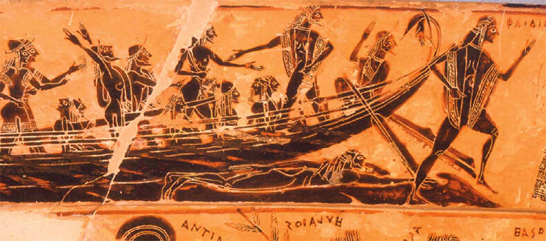 Seafarers in Ancient Greece