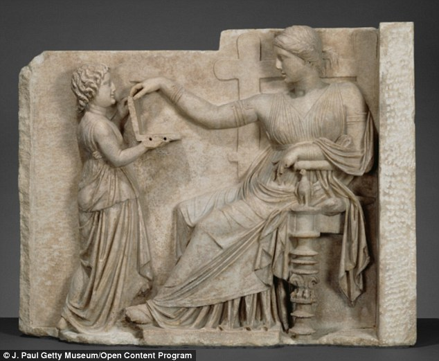 Legend has it that the Oracle of Delphi connected priests with super natural beings who passed along advanced technology. And conspiracy theorists claim that is how a modern-day laptop ended up in a Greek sculpture from 100 BC
