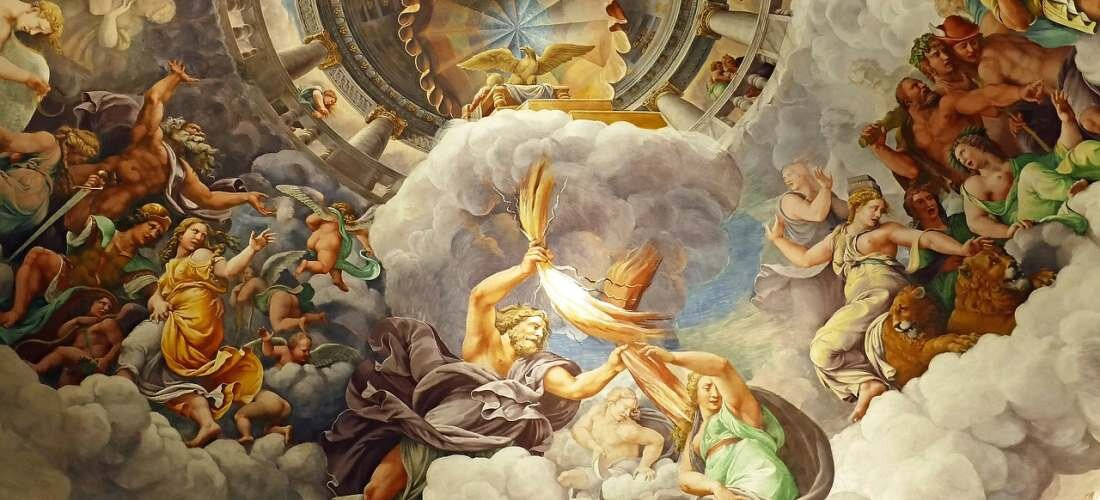 Who Are The 12 Greek Gods And Goddesses