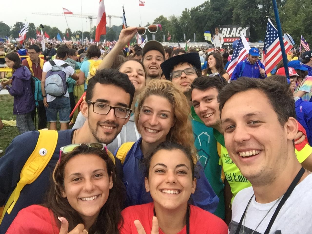 Experience Italy: World Youth Day and Italians