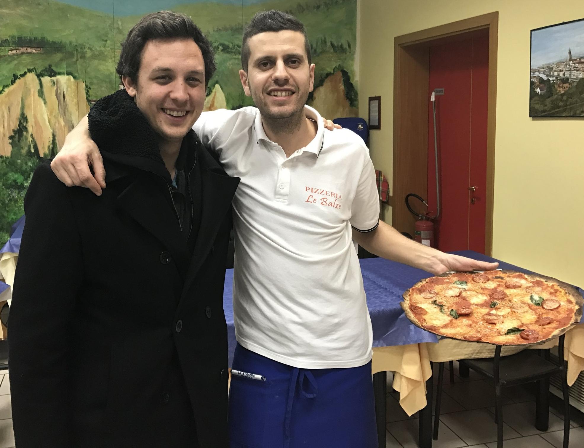 Experience Italy: A True Italian Experience With My Friend Fabio