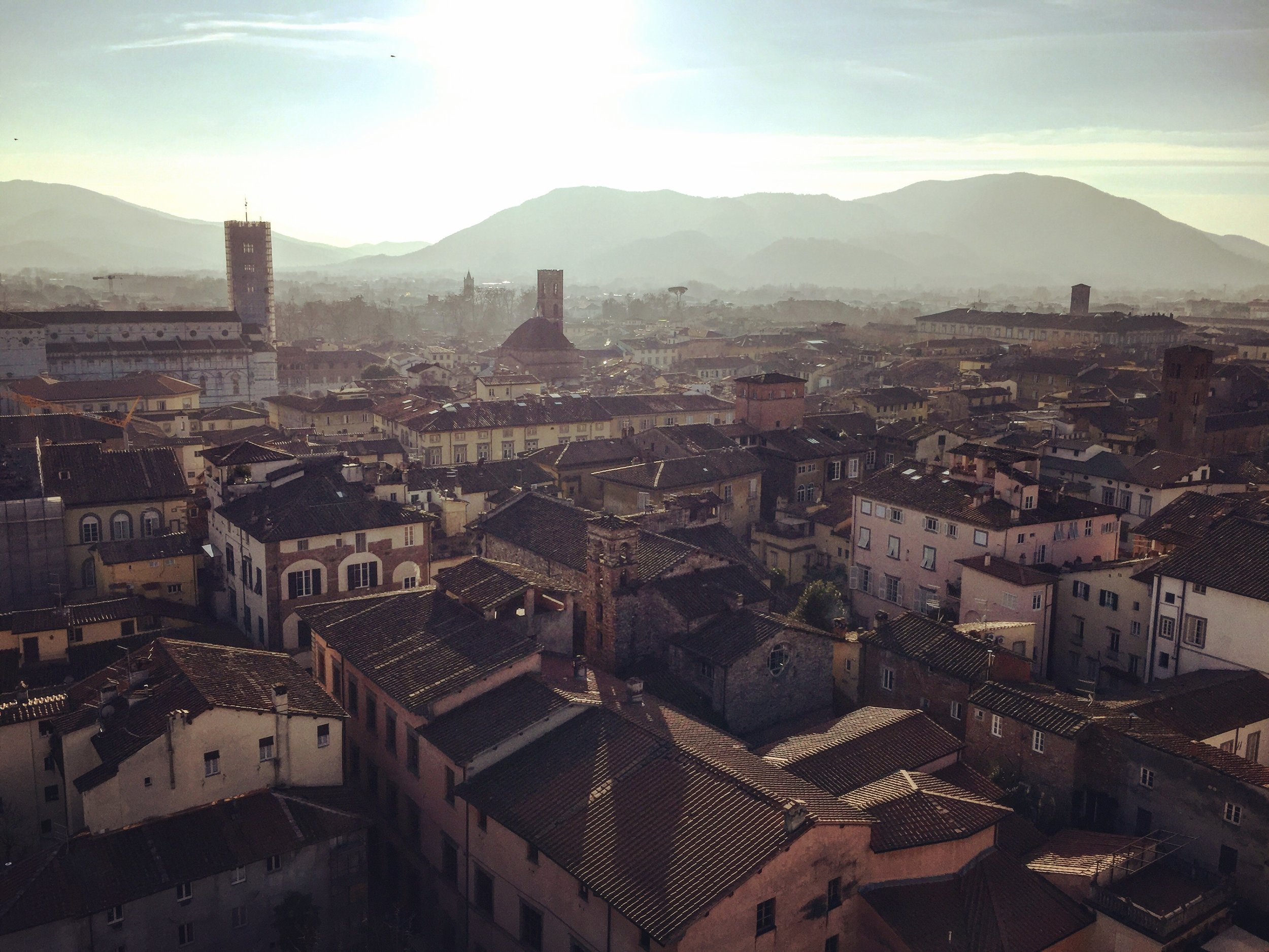 Visit Italy: Lucca