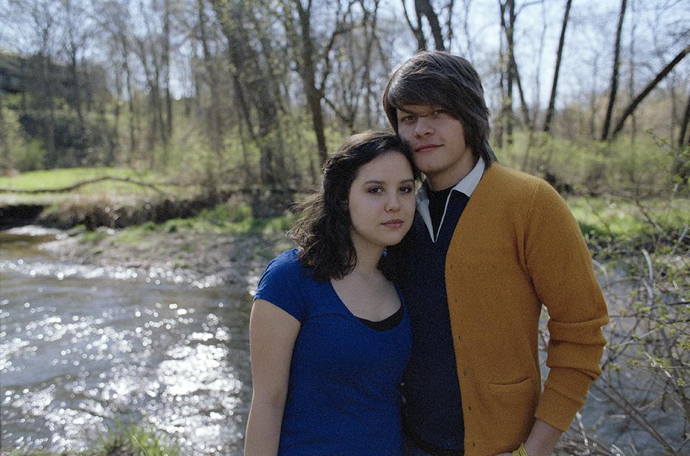 Amelia and Kyle