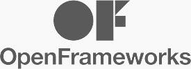 OpenFrameworks logo 275px 50K.png