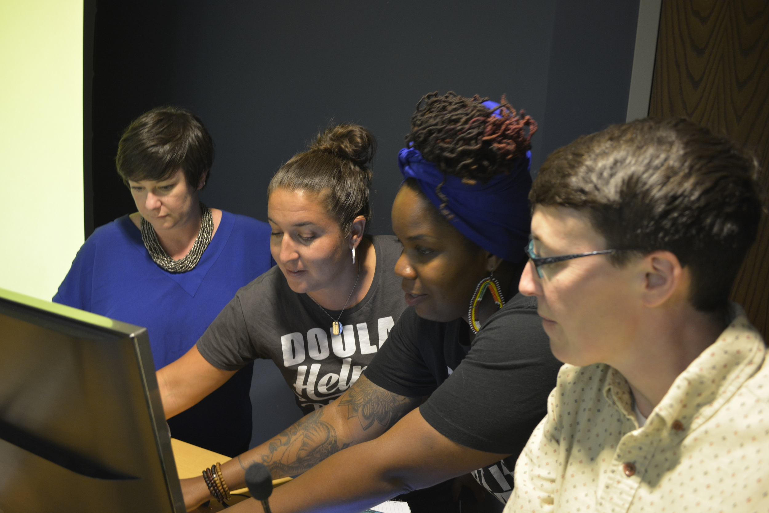 Organizing Volunteer Doula Program Denver Healthy West