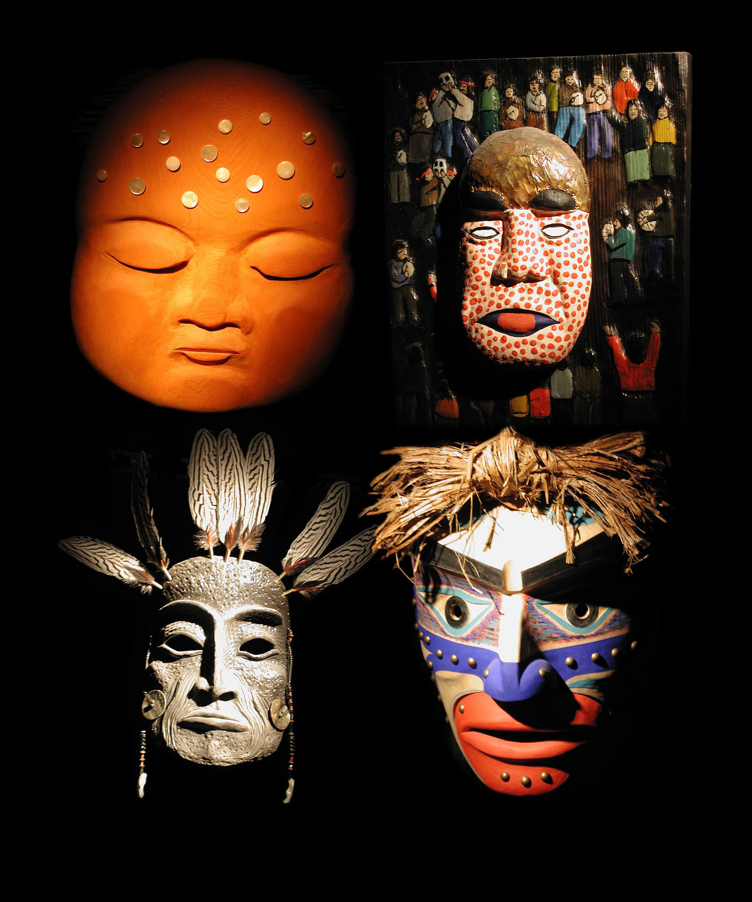 Perceptions and Stigmatization Mask Making Workshop - November 9, 2017, at Art Students League of Denver, 3-6pm. This workshop is part of the Message to Our Mothers | Mensaje a Nuestras Madres (M2M) project exploring substance use in families through storytelling and art. This workshop is being taught by Sandy Caes. For more information click here.