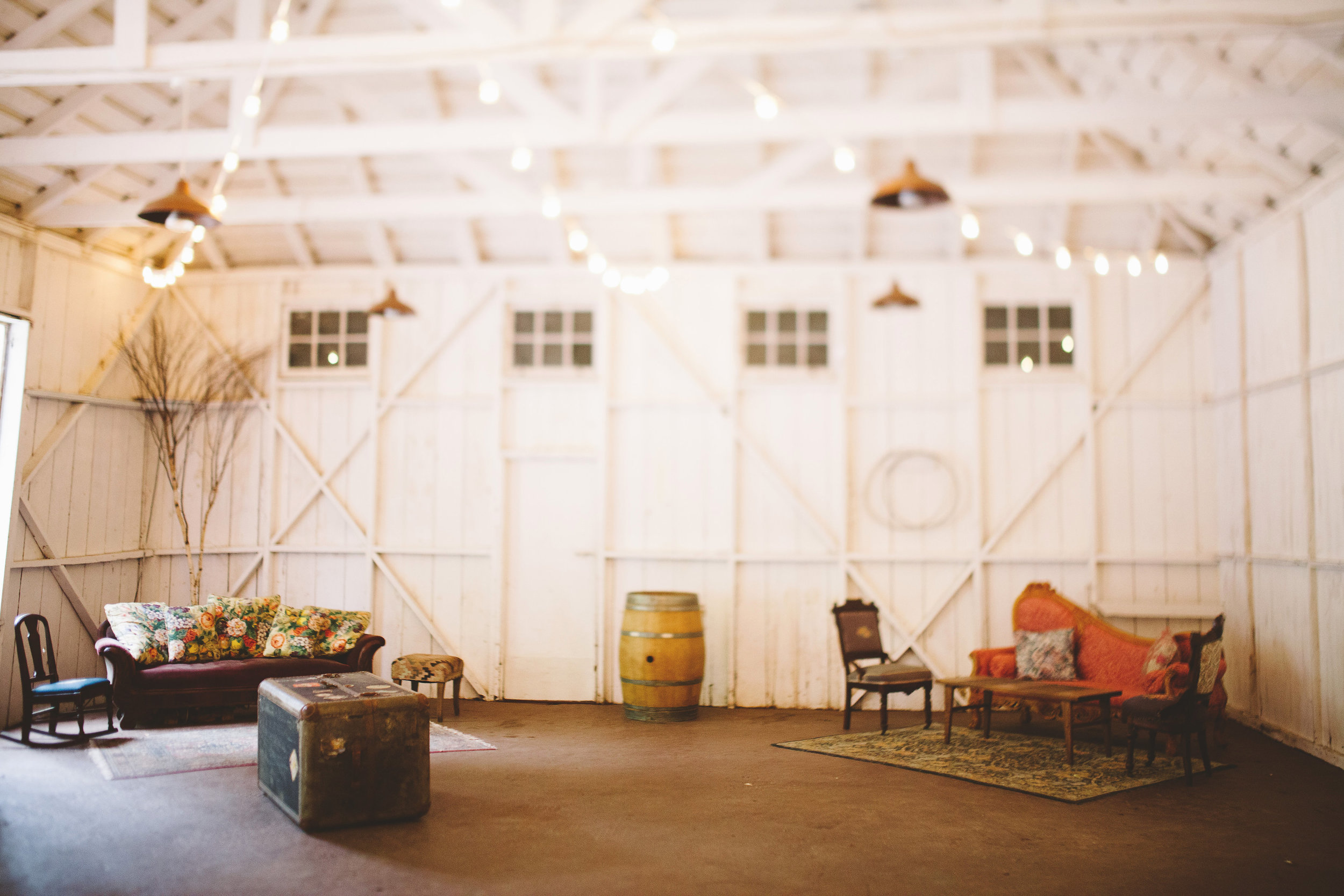 The Carriage Barn