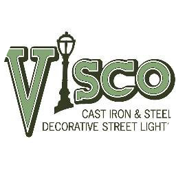 VISCO LIGHTING - Architects and planners of communities, parks, municipalities, and universities depend on VISCO's wide variety of interchangeable castings. Whether in an old town setting or contemporary business district, VISCO's cast-iron poles blend comfortably into any surroundings. VISCO's multi-purpose streetscape, traffic and pedestrian features help establish traffic patterns while enhancing curb appeal and increasing pedestrian safety.