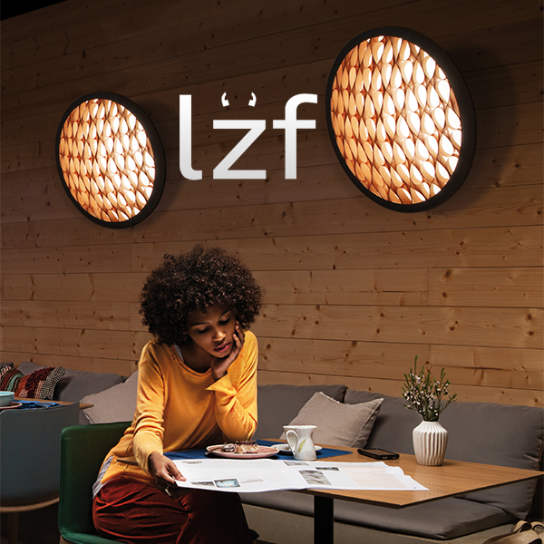 LZF LAMPS - Wood touched by light, It just doesn't get more stunning than LZF.  Providing a large range of decorative product for hospitality, healthcare, residential, retail and any application that needs a truly stunning product .