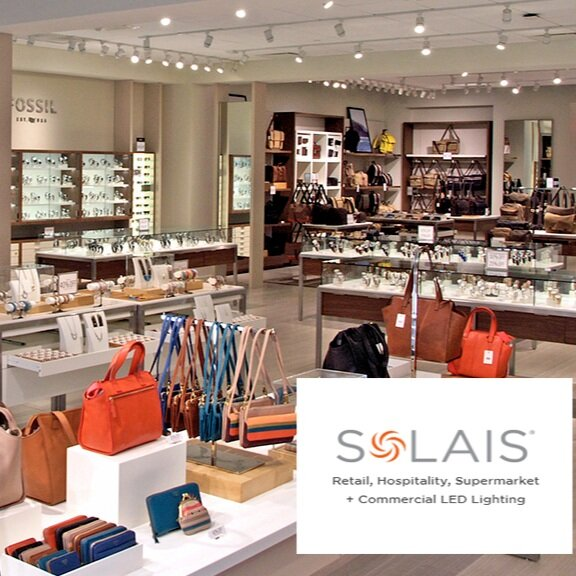 SOLAIS - Architectural and residential grade downlights, cylinders and track lighting.