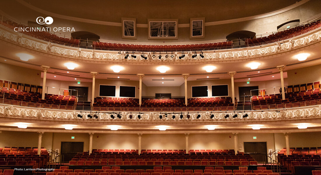 Opera Flair For Your Zoom Meetings Cincinnati Opera