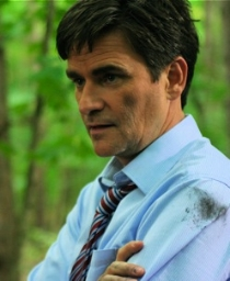Peter Keleghan  plays Jerry, the A-type VP Account Services with a secret agenda.